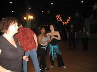 Promenade Dancesport Lessons (Tuesday Evenings)
