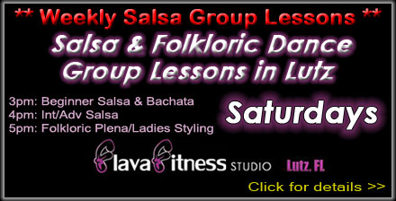NEW Group Lessons at FLAVA Fitness -  2015